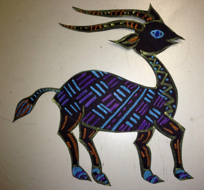 Senufo Animal